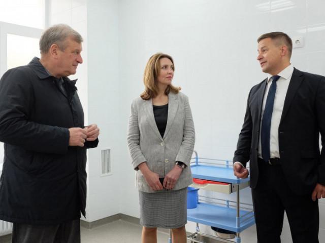 Игорь Васильев высоко оценил преобразования в Больнице скорой медицинской помощи