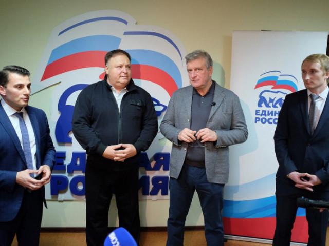 Игорь Васильев подвёл итоги выборов-2021
