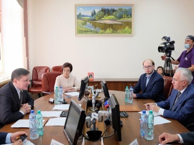 Председатель РЭО Рашид Исмаилов возглавит экспертный совет по реализации нацпроекта «Экология» в Кировской области