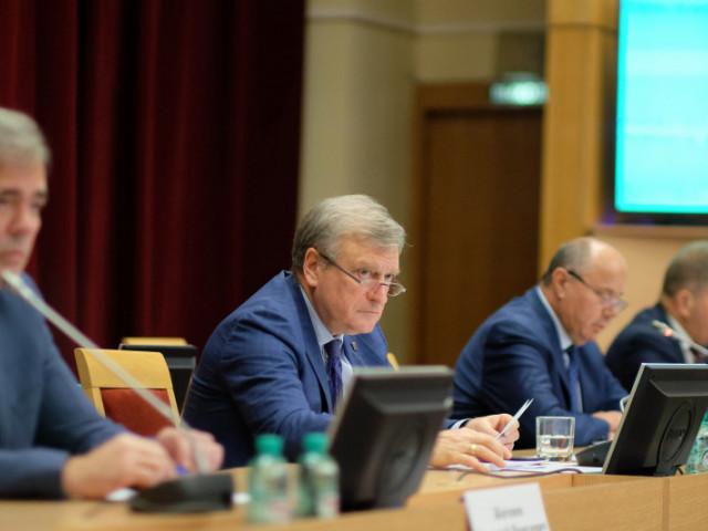 В Кирове проходит первое заседание Законодательного Собрания области седьмого созыва