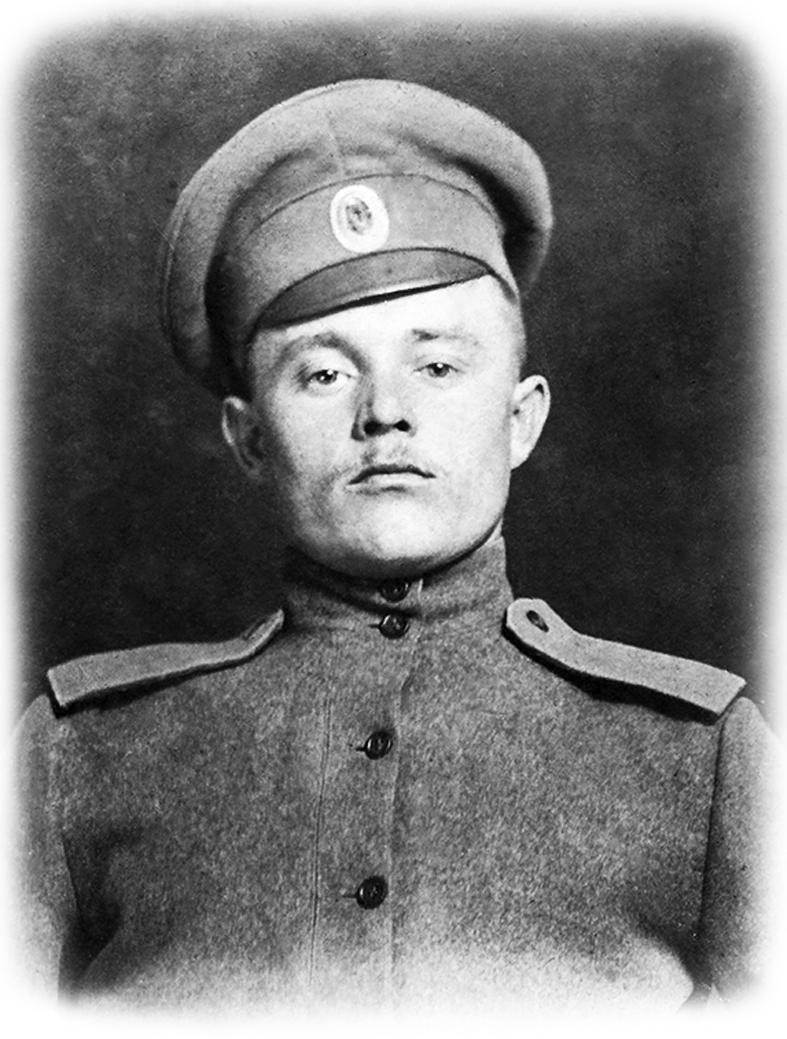 Иван Поликарпович Вотинцев