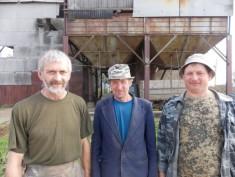 М.Н. Кочкин, Г.Н. Широких, Н.Л. Субботин - Карачи